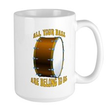 All Your Bass Mug