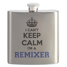 Funny Remixed Flask