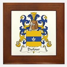 Dufour II Framed Tile
