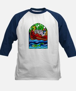 Noah's Ark Stained Glass Tee