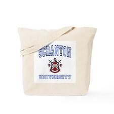 SCRANTON University Tote Bag