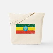 Vintage Ethiopia Tote Bag