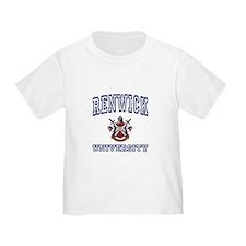 RENWICK University T