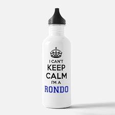 Unique Rondo Water Bottle