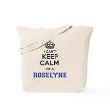 Funny Roselyn Tote Bag