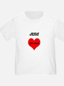 Jesus Loves T-Shirt