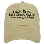 Awesome Girlfriend Awesome Cap