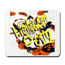 Halloween Party II Mousepad