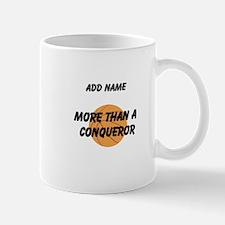 Personalized Basketball-Conqueror Mugs
