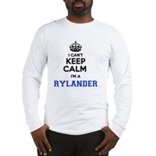 Funny Ryland Long Sleeve T-Shirt