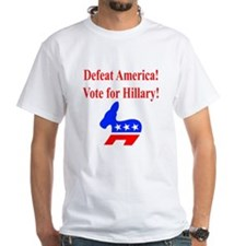Vote for Hillary Shirt