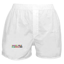 First Kwanzaa (traditional) Boxer Shorts