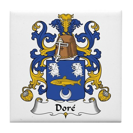 Doré Tile Coaster