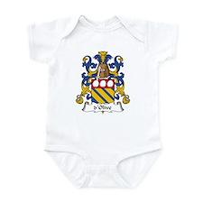 dOlive Infant Bodysuit
