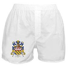 dOlive Boxer Shorts