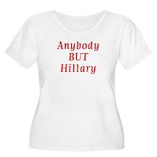 anybody but Hillary T-Shirt