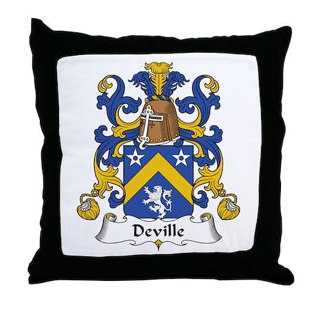 Deville Throw Pillow