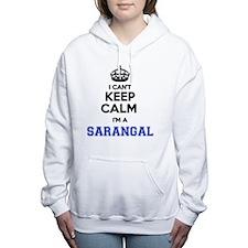 Unique Sarang Women's Hooded Sweatshirt