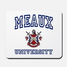 MEAUX University Mousepad
