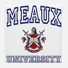 MEAUX University Tile Coaster