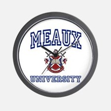 MEAUX University Wall Clock