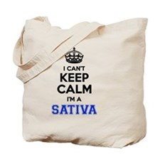 Cool Sativa Tote Bag