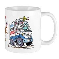 Exclusive Tigrikorn Mug! New fun Art