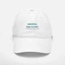 Universal Healthcare Baseball Baseball Cap