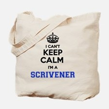 Cute Scrivener Tote Bag