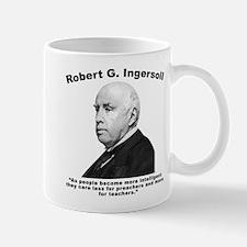 Ingersoll: Teachers Mug