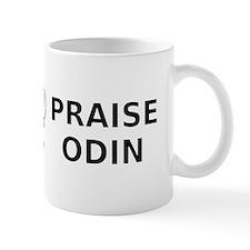 Keep Calm Praise Odin Mug