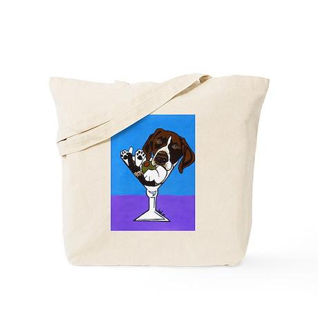 German Shorthair Pointer Tote Bag