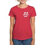 Fix It In Post Women's Dark T-Shirt