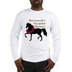 Very Gaited Christmas Long Sleeve T-Shirt