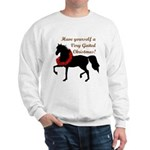 Very Gaited Christmas! Sweatshirt