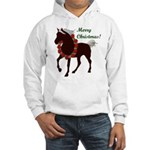 MH Merry Xmas Hooded Sweatshirt