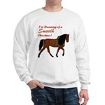 I'm Dreaming of a SMOOTH Xmas Sweatshirt