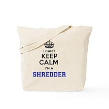 Unique Shredder Tote Bag