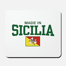 Made In Sicilia Mousepad