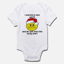 Yacht, Gift Infant Bodysuit