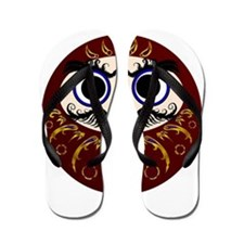 Daruma IV Flip Flops