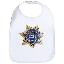 Inspector San Francisco Police Bib