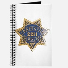 Inspector San Francisco Police Journal