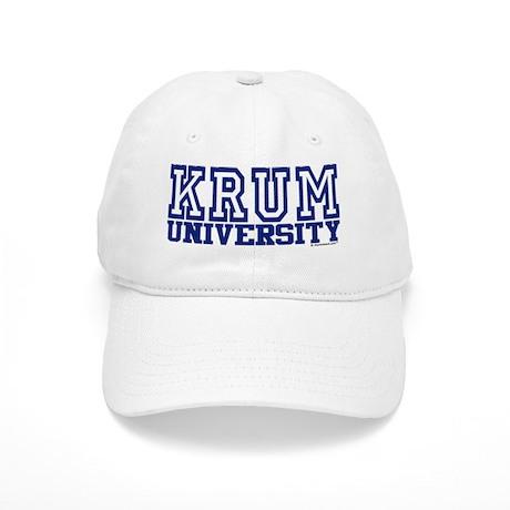 KRUM University Cap