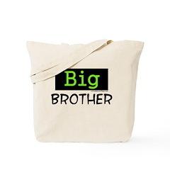 Big brother grn Tote Bag