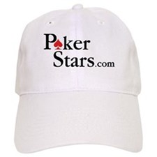 pokerstars.com Baseball Cap