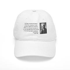 Bertrand Russell 13 Baseball Cap