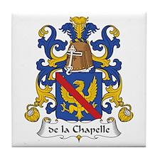 de la Chapelle Tile Coaster
