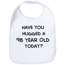 Hugged a 98 Year Old Bib