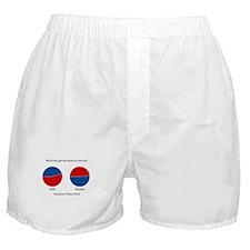 America Votes 2004 Boxer Shorts